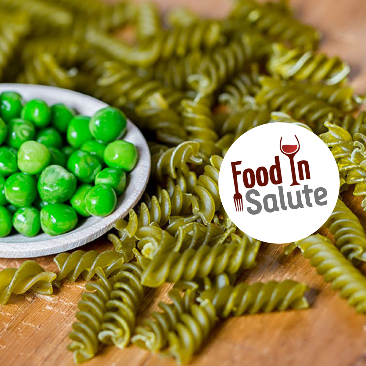 FOOD IN SALUTE - PASTA DI LEGUMI