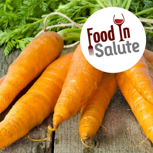 FOOD IN SALUTE – LE CAROTE