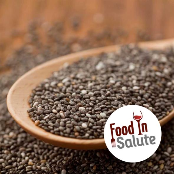 FOOD IN SALUTE – SEMI DI CHIA
