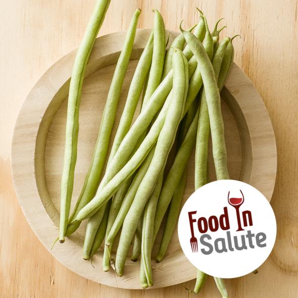 FOOD IN SALUTE – FAGIOLINI