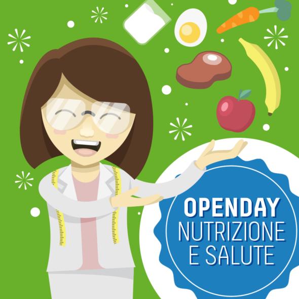 OPEN DAY NUTRIZIONE E SALUTE