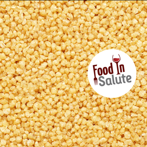 FOOD IN SALUTE – COUS COUS