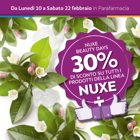 NUXE BEAUTY DAYS